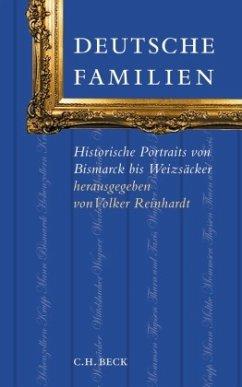 Deutsche Familien - Reinhardt, Volker (Hrsg.)