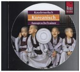 Koreanisch AusspracheTrainer, 1 Audio-CD