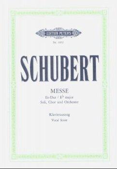 Messe Nr.6 Es-Dur D 950, Klavierauszug - Schubert, Franz