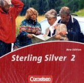 2 Audio-CDs / Sterling Silver, New Edition Bd. 2