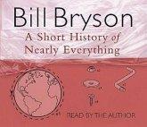 A Short History of Nearly Everything, Audio-CDs\Eine kurze Geschichte von fast allem, Audio-CDs, englische Version