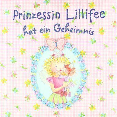 Buch-Reihe Prinzessin Lillifee von Monika Finsterbusch
