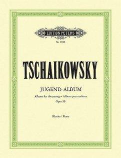 Jugendalbum op.39, Klavier