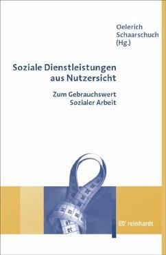 Soziale Dienstleistungen aus Nutzersicht