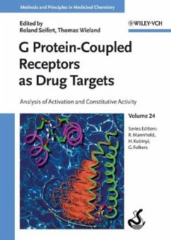 G-Protein-Coupled Receptors as Drug Targets