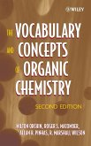 The Vocabulary and Concepts of Organic Chemistry