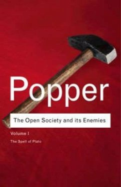 The Open Society and Its Enemies 1 - Popper, Sir Karl
