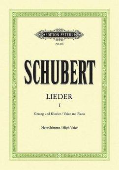 92 Lieder (Schöne Müllerin op.25 D 795, Winterreise op.89 D 911, Schwanengesang op.23,3 D 957, u. a.), h