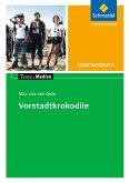 Max von der Grün: Die Vorstadtkrokodile: Lesetagebuch Einzelheft