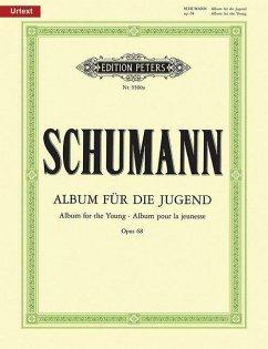 Album für die Jugend op.68, Klavier - Schumann, Robert