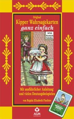 Original Kipper Wahrsagekarten - Fiechter, Regula Elizabeth