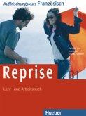 Reprise. Lehr- und Arbeitsbuch mit integrierter Audio-CD