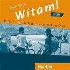 2 Audio-CDs / Witam!