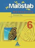 Maßstab 6. Mathematik. Schülerband. Nordrhein-Westfalen