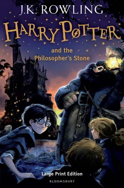 harry potter and the philosopher 39 s stone von j k rowling. Black Bedroom Furniture Sets. Home Design Ideas