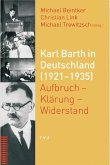 Karl Barth in Deutschland (1921-1935)
