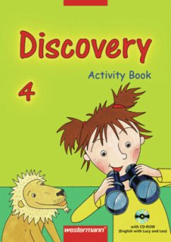 Discovery 4. Activity Book. English with Lucy a...