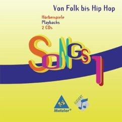 null / Songs, Von Folk bis Hip Hop Bd.1