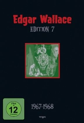 Edgar Wallace Edition 07 4 DVDs
