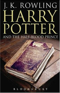 Harry Potter and the Half-Blood Prince, adult edition - Rowling, Joanne K.