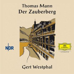 Der Zauberberg, 15 Audio-CDs - Mann, Thomas