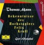 Bekenntnisse des Hochstaplers Felix Krull, 13 Audio-CDs