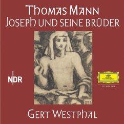 Joseph und seine Brüder, 30 Audio-CDs - Mann, Thomas