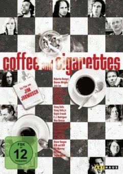 Coffee and Cigarettes - Benigni,Roberto/Buscemi,Steve
