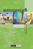 Mathematik 6. Lehrbuch. Berlin, Brandenburg