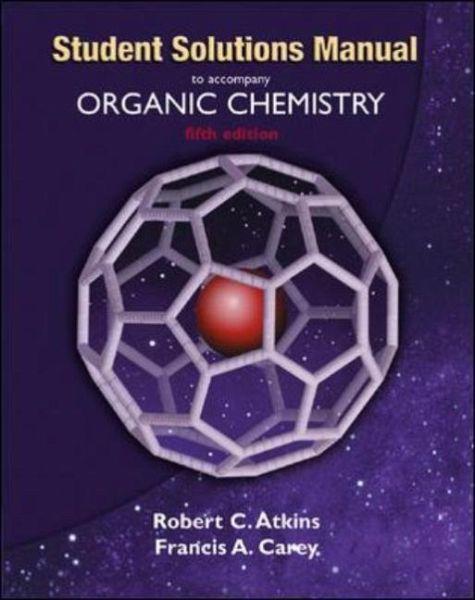 david klein organic chemistry 3rd edition solutions manual
