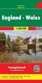 Freytag & Berndt Autokarte England, Wales