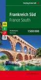 Freytag & Berndt Autokarte Frankreich Süd; France du Sud. Frankrijk Zuid; France South. Francia del Sud. El Sur de Franc