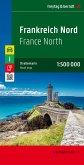Freytag & Berndt Autokarte Frankreich Nord; France du Nord; Frankrijk Noord; France North; Francia Nord; Francia del Nor