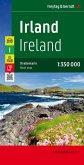 Freytag & Berndt Autokarte Irland 1:350.000; Irlande; Ireland. Irlanda