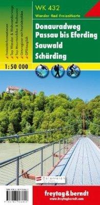 Donauradweg 1 : 50 000. WK 432