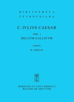 Bellum Gallicum - Caesar Gaius Iulius Caesar,
