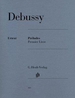 Préludes, 1er livre, Klavier