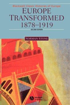 Europe Transformed 1878-1919 2 - Stone