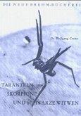 Taranteln, Skorpione und Schwarze Witwen