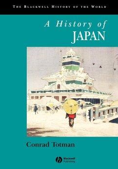 History of Japan - Totman, Conrad; Totman