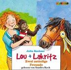 Lou und Lakritz - Zwei zottelige Freunde, 2 Audio-CDs