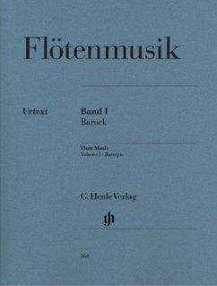 Barock, Flöte u. Klavier