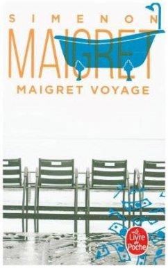 Maigret voyage - Simenon, Georges