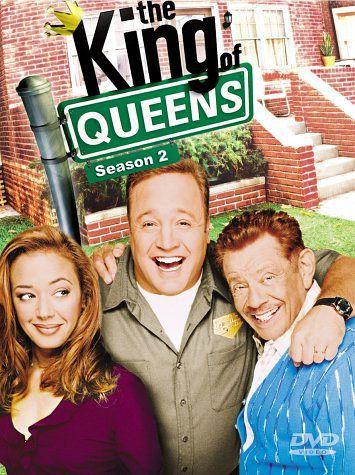 The King of Queens - Staffel 2 (4 DVDs)
