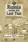 Russia Uner the Last Tsar Paper
