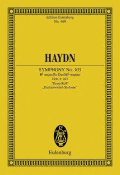 Sinfonie Nr. 103 Es-Dur Hob. I:103 (Paukenwirbel-Sinfonie), Partitur
