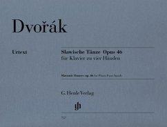 Slawische Tänze op. 46 - Dvorak, Antonin