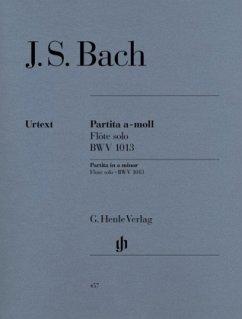 Partita a-Moll für Flöte solo BWV 1013
