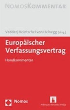 Europäischer Verfassungsvertrag