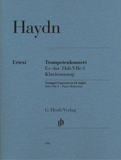 Trompetenkonzert Es-Dur Hob. VIIe:1, Klavierauszug